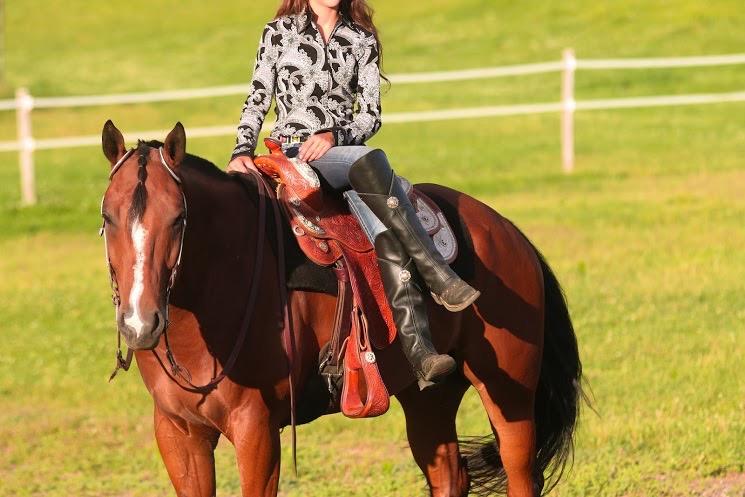 Comfortable for Horseback Riding