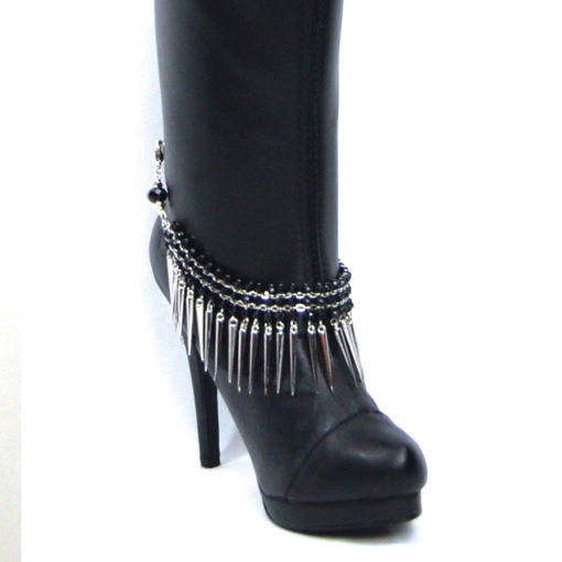 Black Moon - Boot Chaps Jewelry