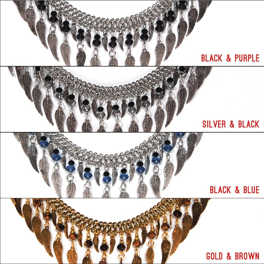 Angel Wings - Half Chap Jewelry