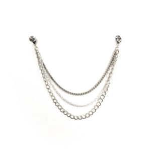Silver Sly – Classic Half Chap Jewelry