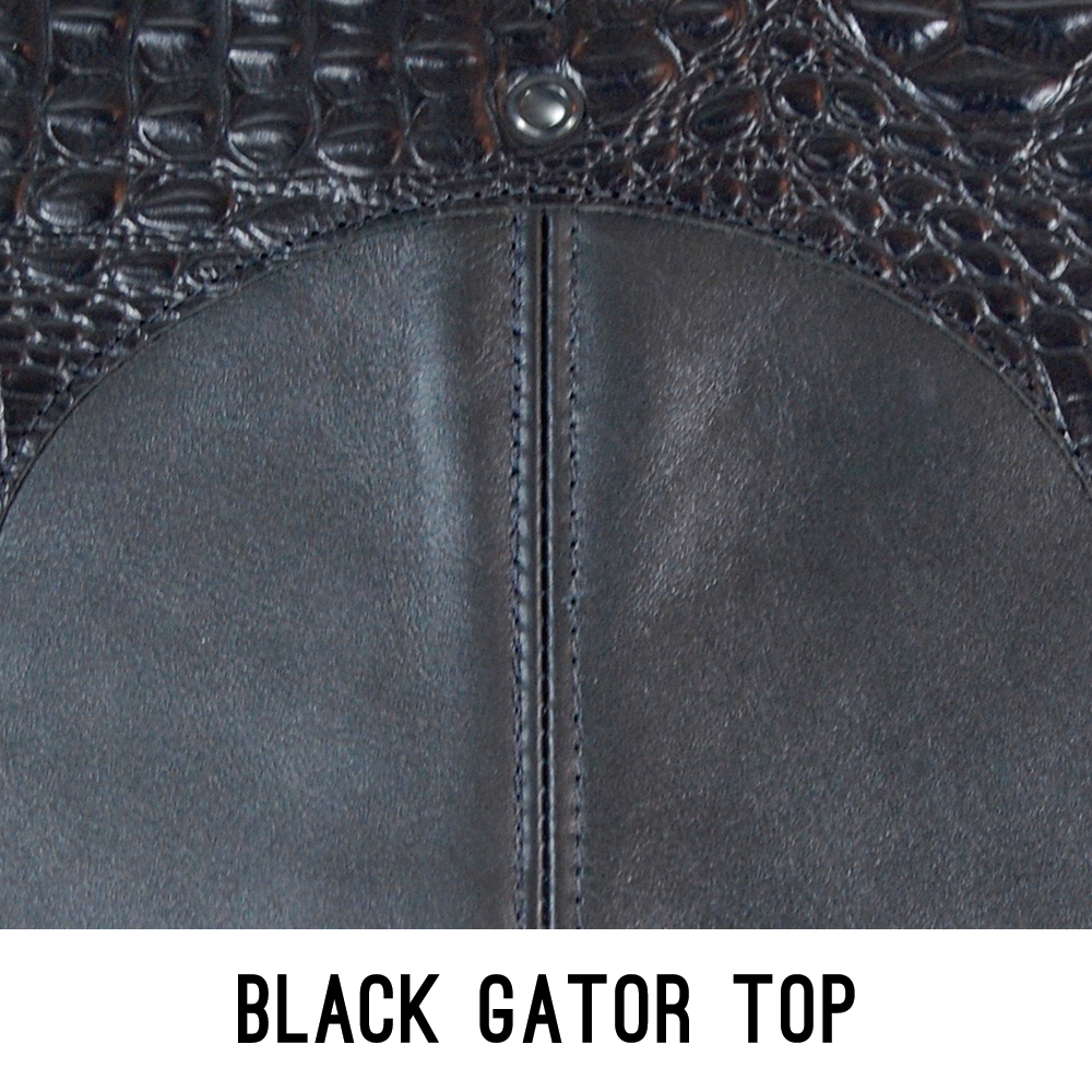 Black Gator Top